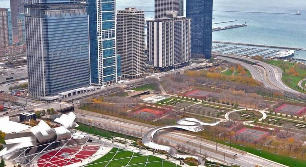 Отели в Чикаго рядом с парком Миллениум
