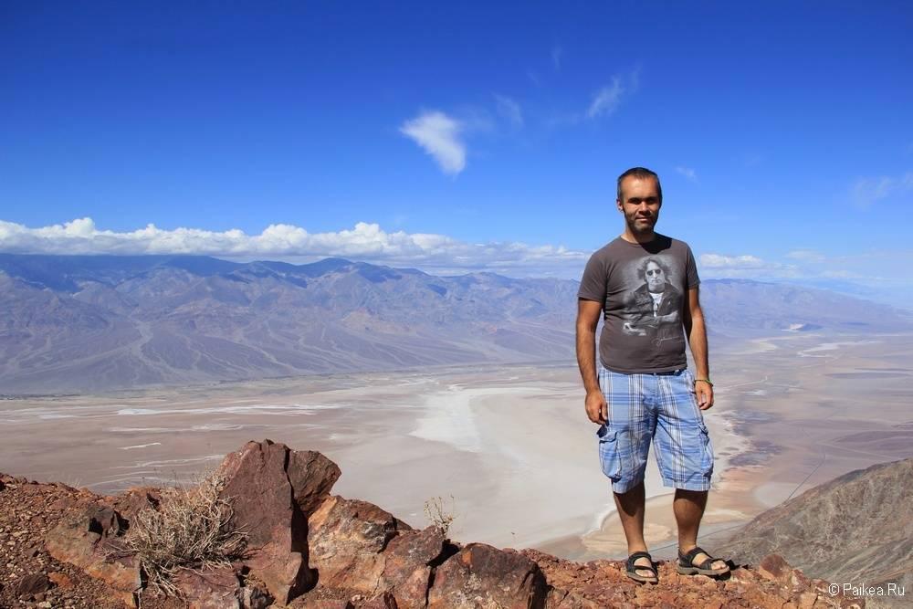 Долина Смерти, США 2