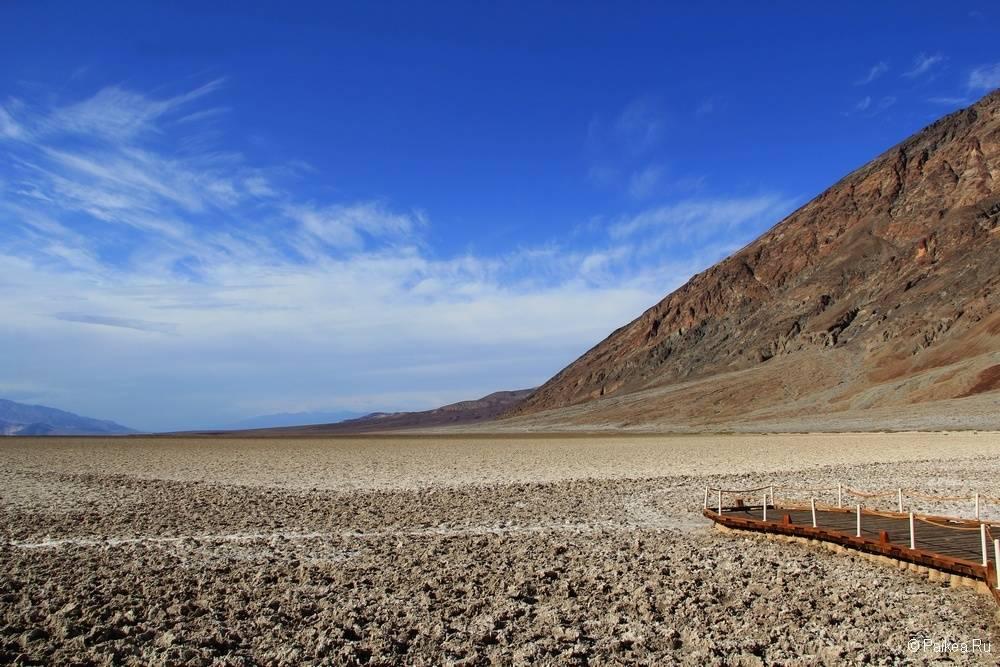 Долина Смерти, США 3