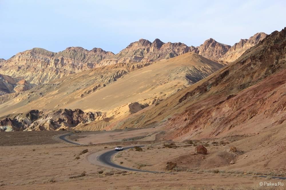 Долина Смерти, США 4