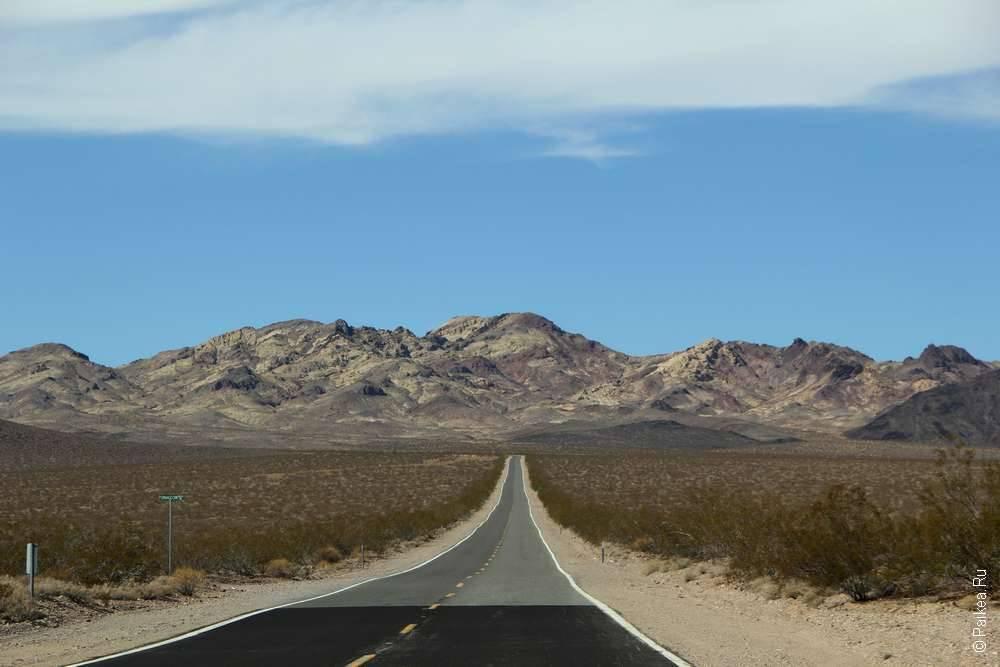 Долина Смерти, США 6