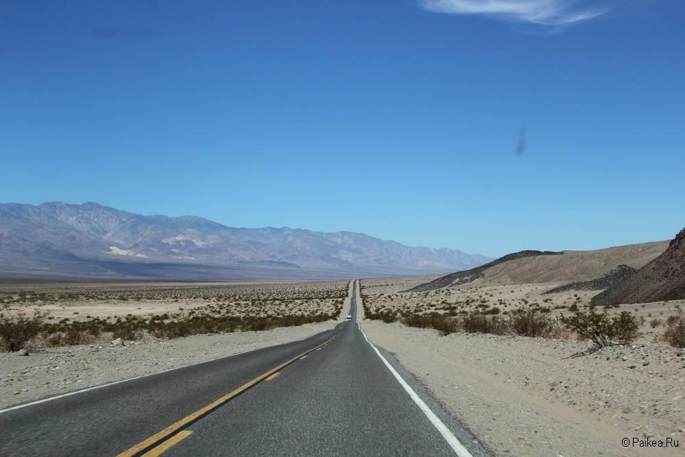 Долина Смерти, США 7