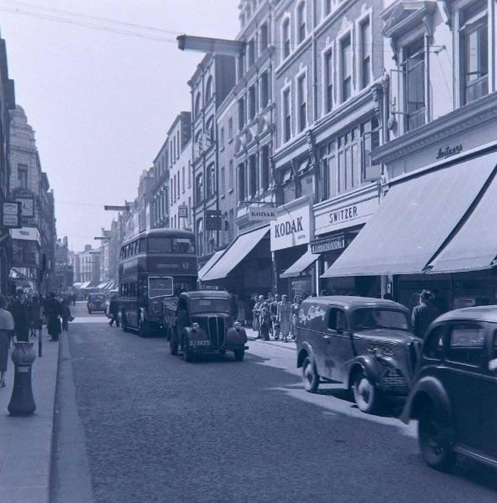 Ирландия, Дублин, 1956