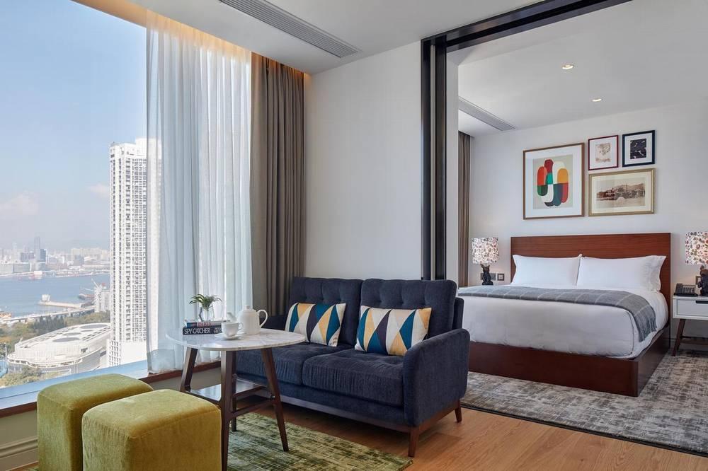 Апарт-отель в Гонконге