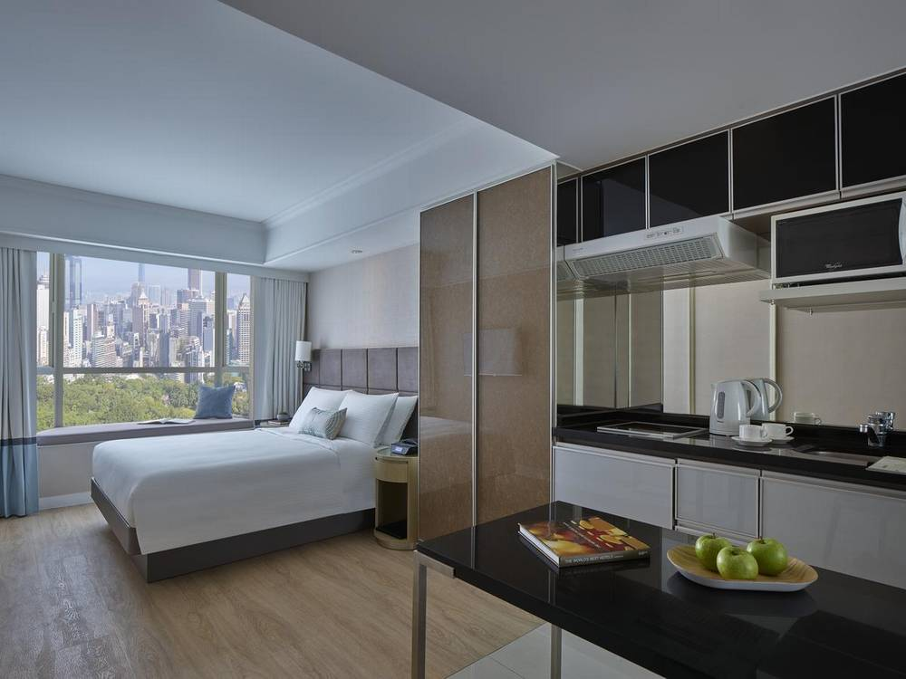 Апартаменты в Гонконге