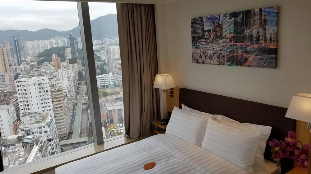 Лучшие отели Гонконга 3 звезды