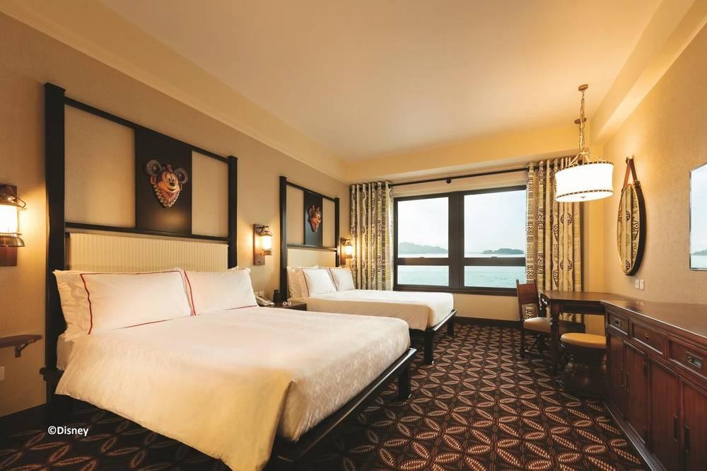 Отели Гонконга Disney Explorers Lodge