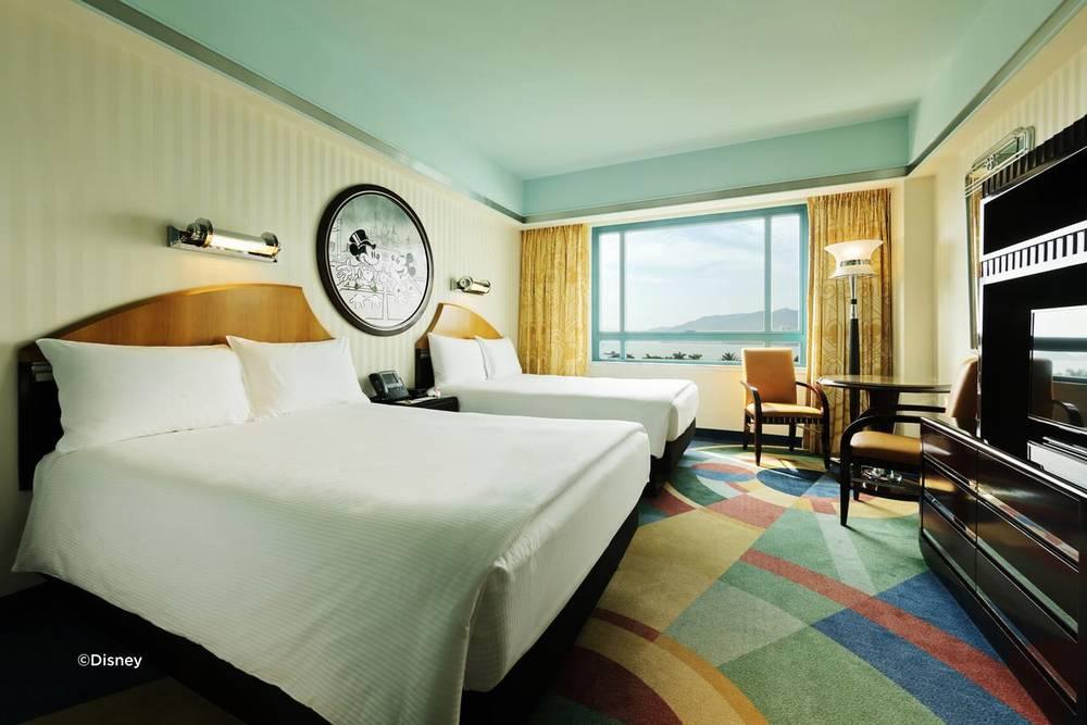 Гонконг Диснейленд отели