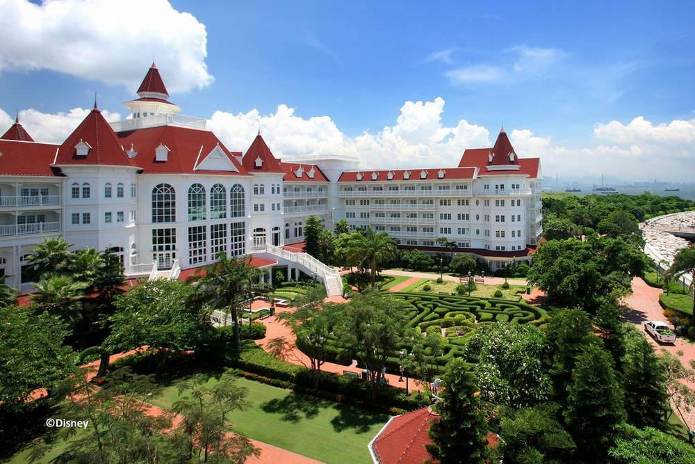 Отели Гонконга Disneyland Hotel
