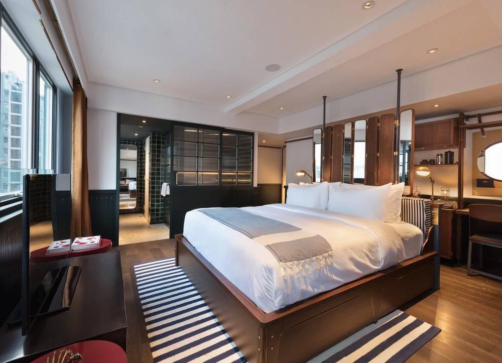 Изысканный отель в Гонконге