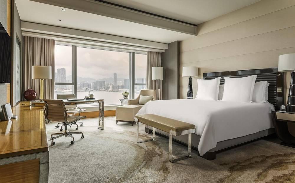 Отели Гонконга Four Seasons