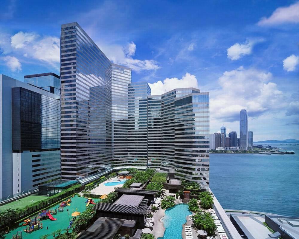 Отели на острове Гонконг