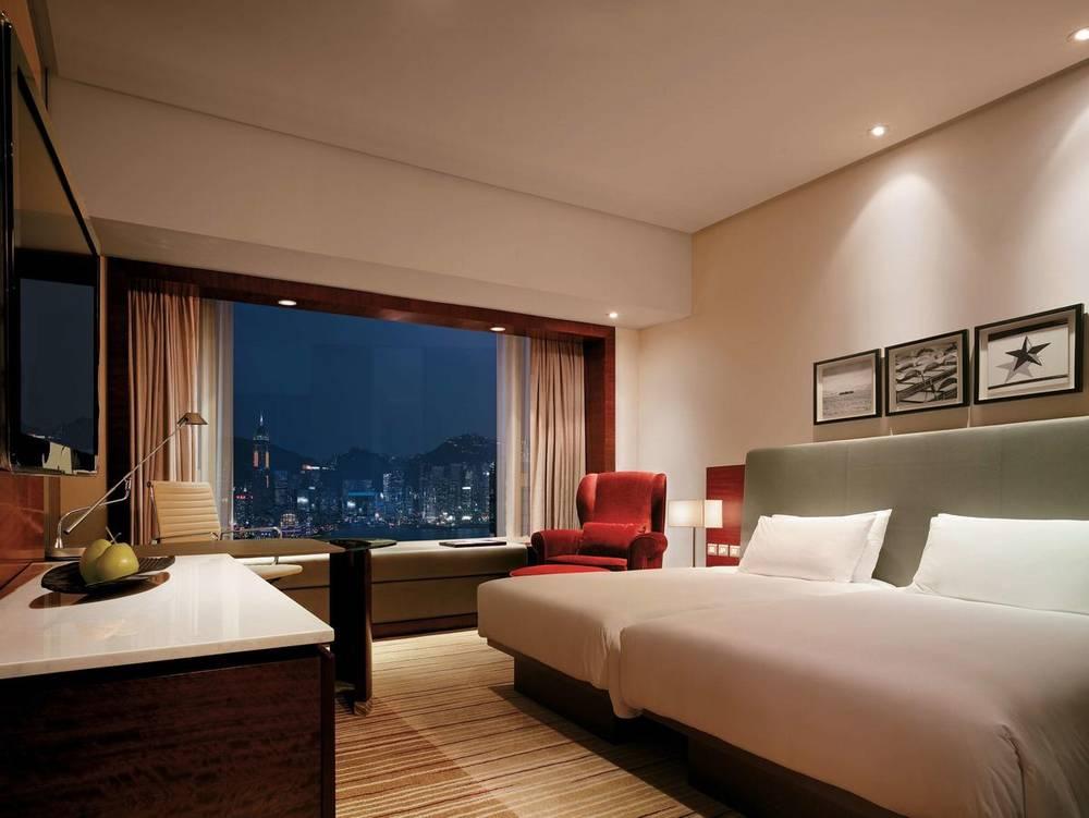 Отели Гонконга в центре