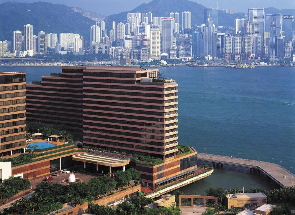 Отели Гонконга Интерконтинентал