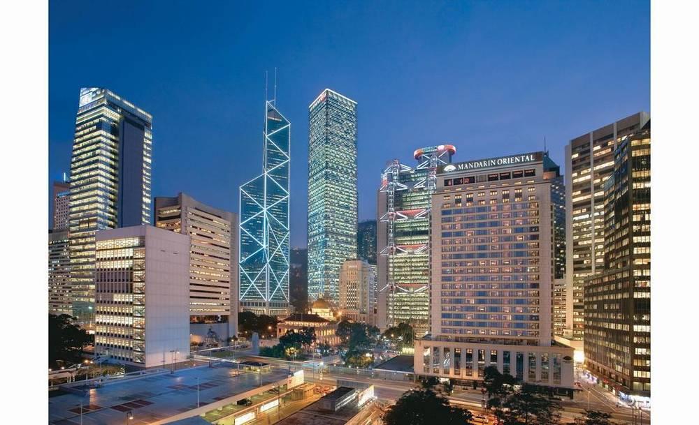Отели Гонконга Mandarin Oriental