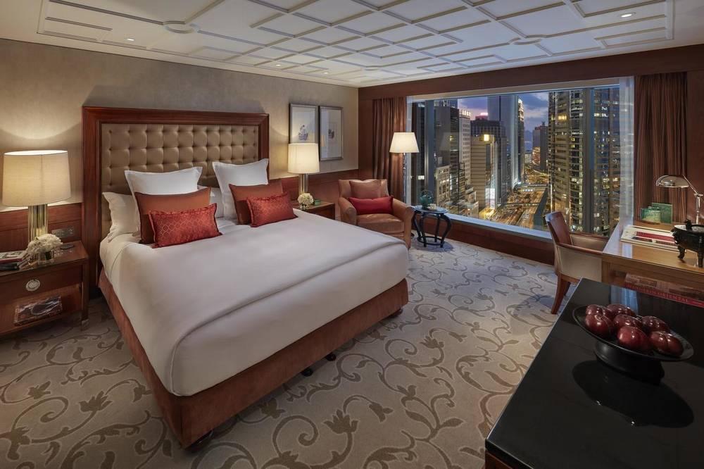 Мандарин отель Гонконг
