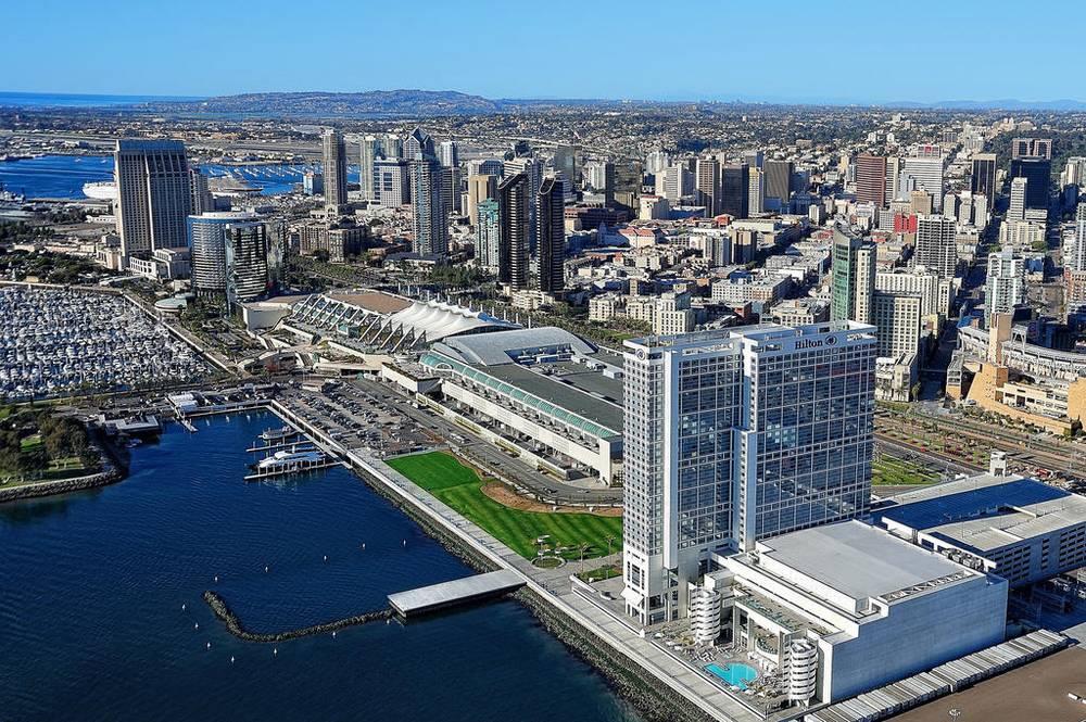 Хорошие отели Сан-Диего