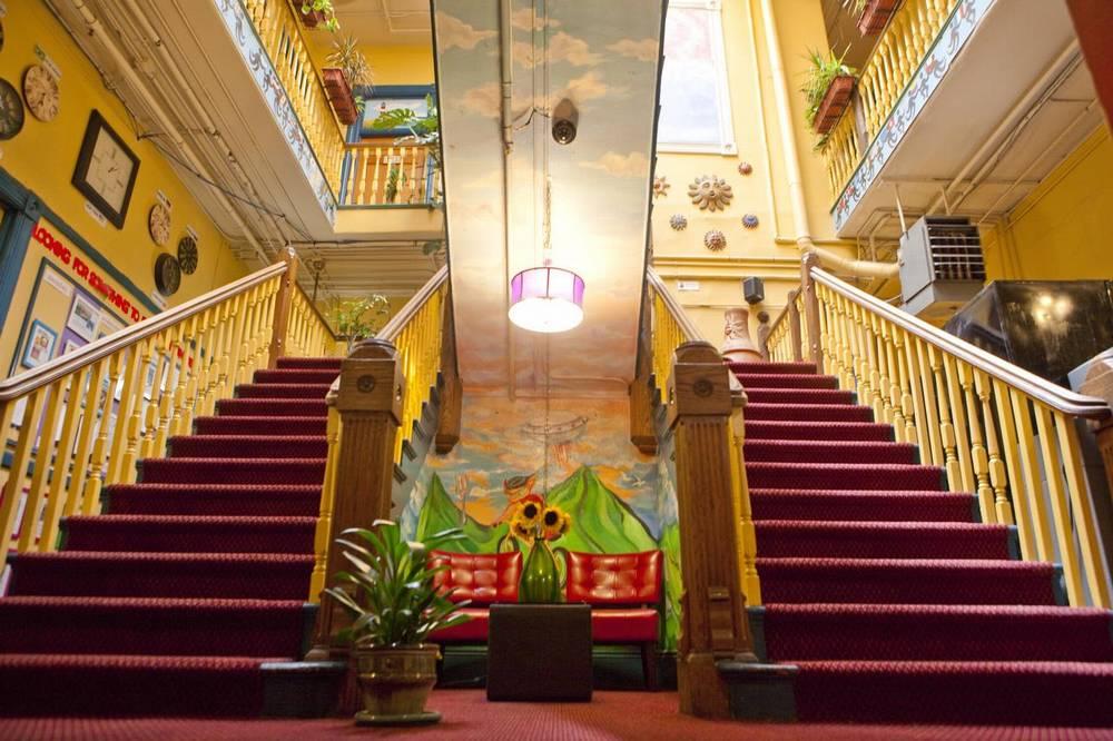 Хостел США Сан-Диего, Калифорния