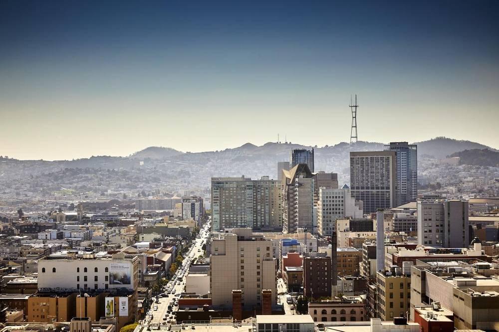 Город Сан-Франциско, Калифорния, США
