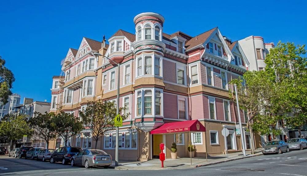Сан-Франциско отель Queen Anne