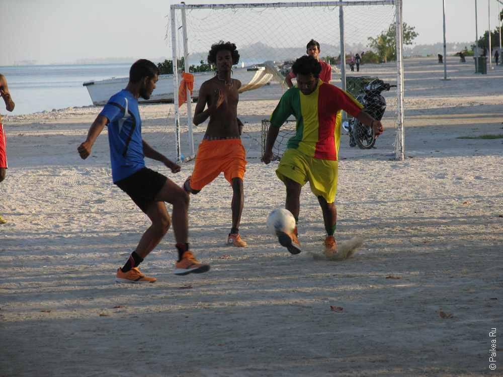 Отдых на Мальдивах - чем заняться