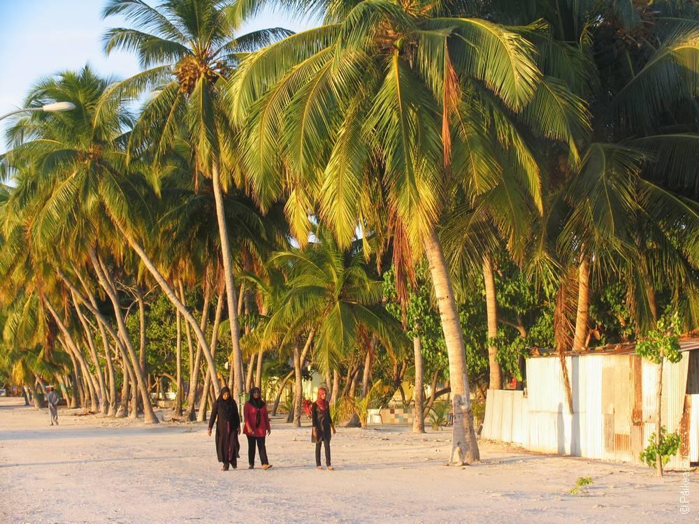 Отдых в гестхаусе на Мальдивах 04