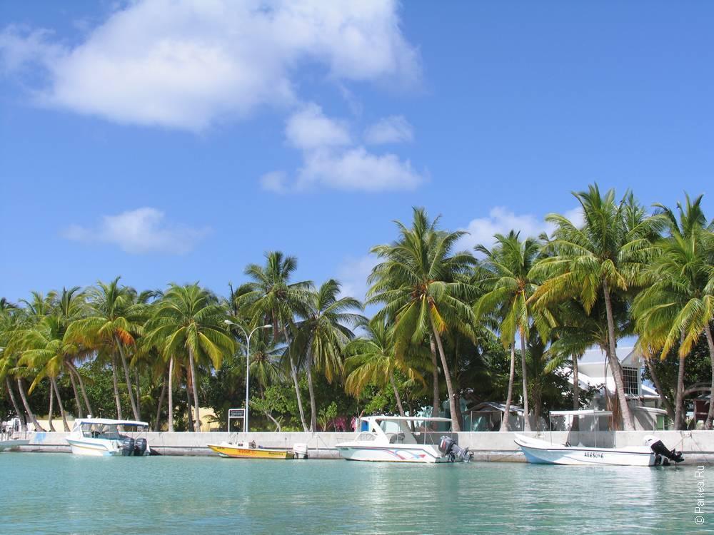 Отдых в гестхаусе на Мальдивах 05