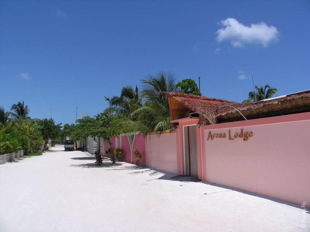 Отдых в гестхаусе на Мальдивах 08