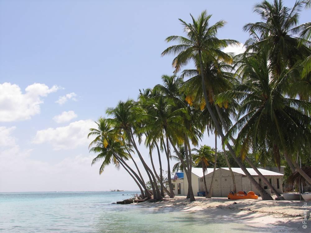 Отдых в гестхаусе на Мальдивах 13