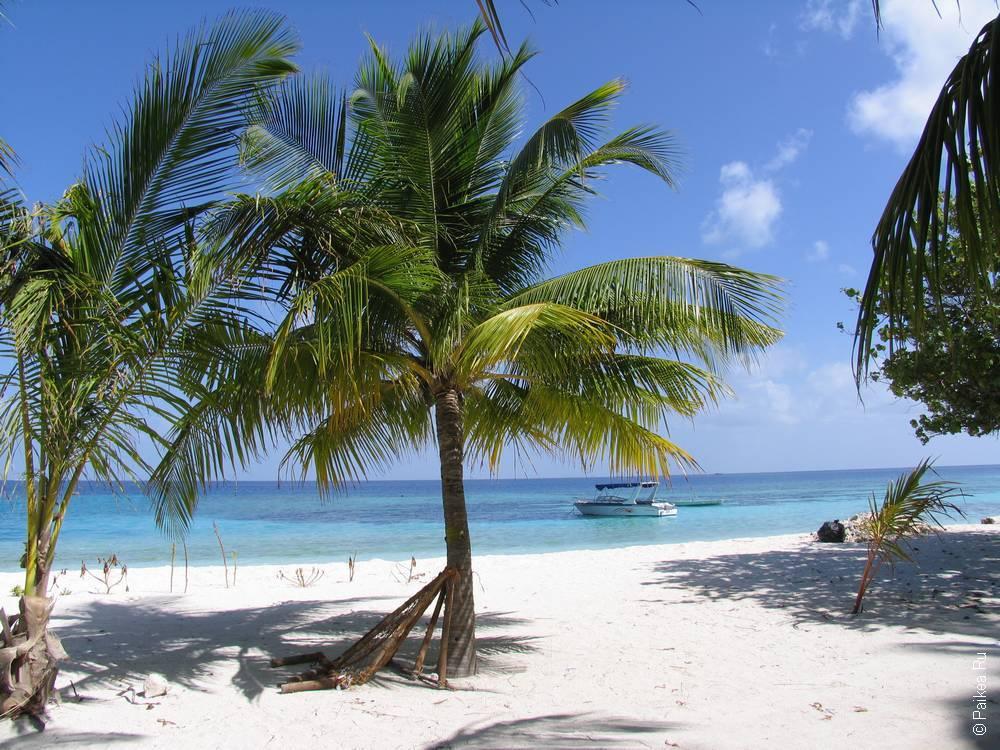 Отдых на Мальдивах недорого