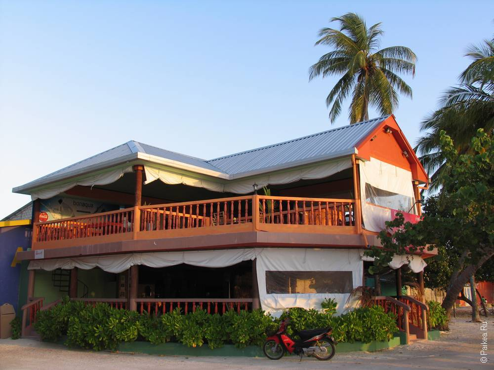 Отдых в гестхаусе на Мальдивах 18