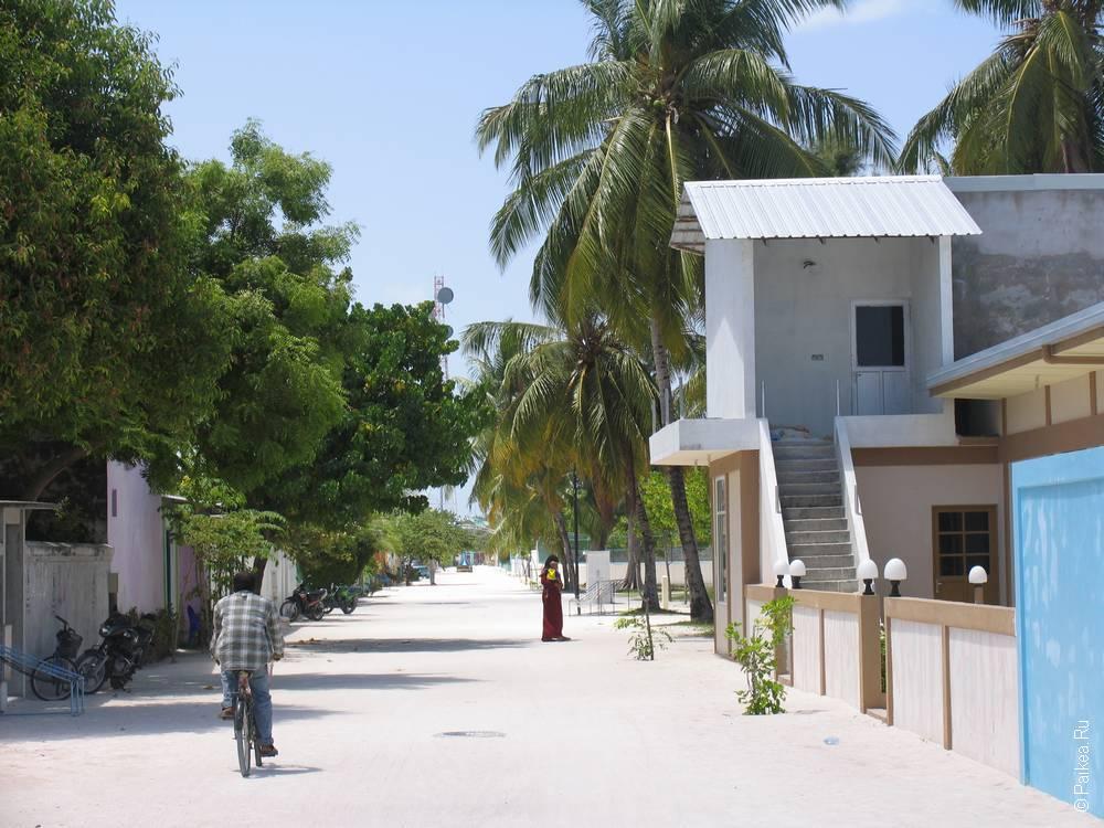 Отдых в гестхаусе на Мальдивах 27