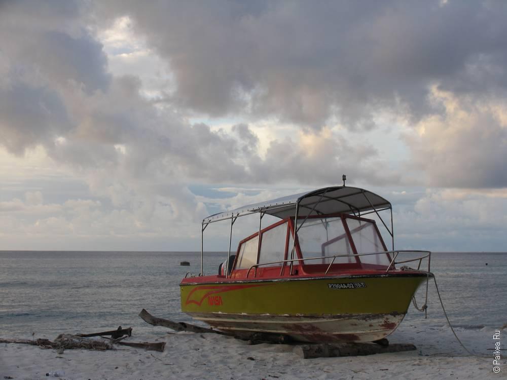 Отдых в гестхаусе на Мальдивах 38