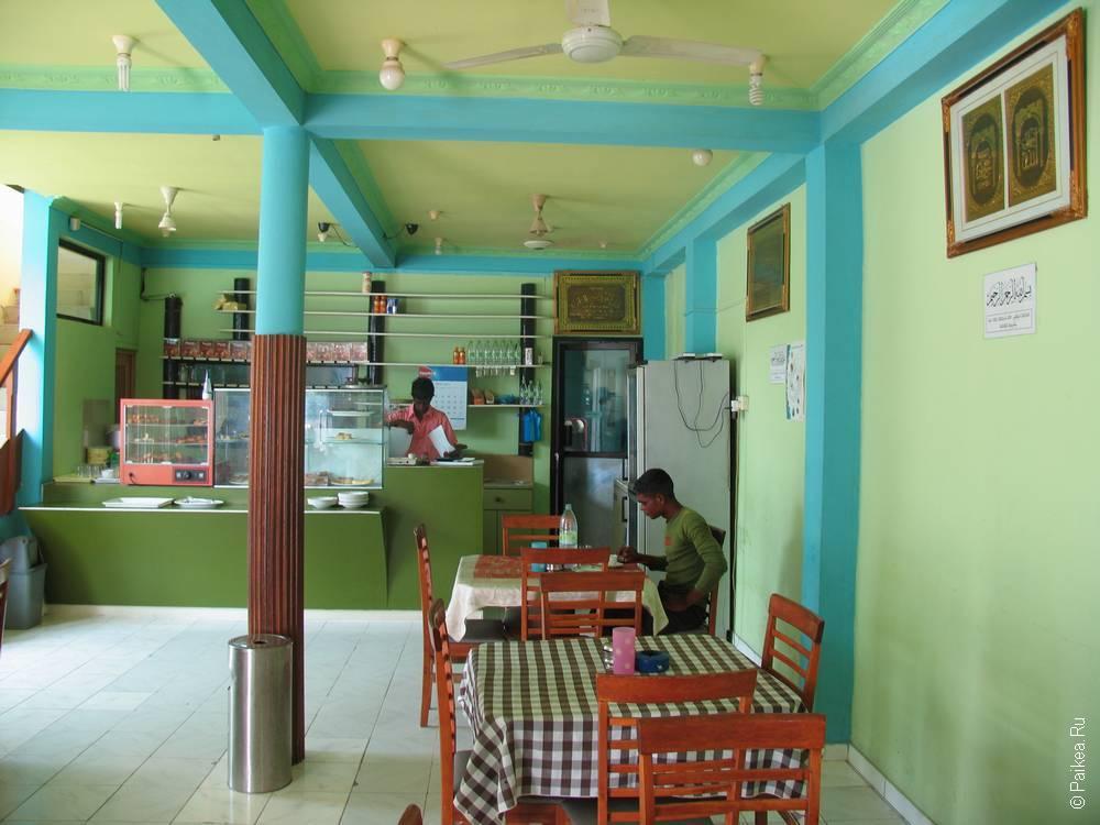Отдых в гестхаусе на Мальдивах 44