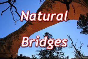 Природные мосты (Natural Bridges)