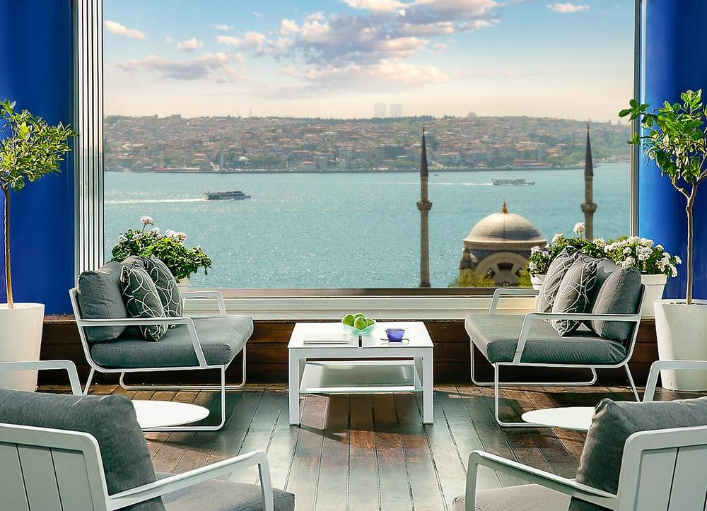 Лучшие отели Стамбула в центре города