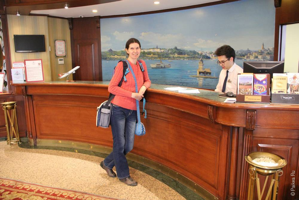 Какой отель лучше выбрать в Стамбуле