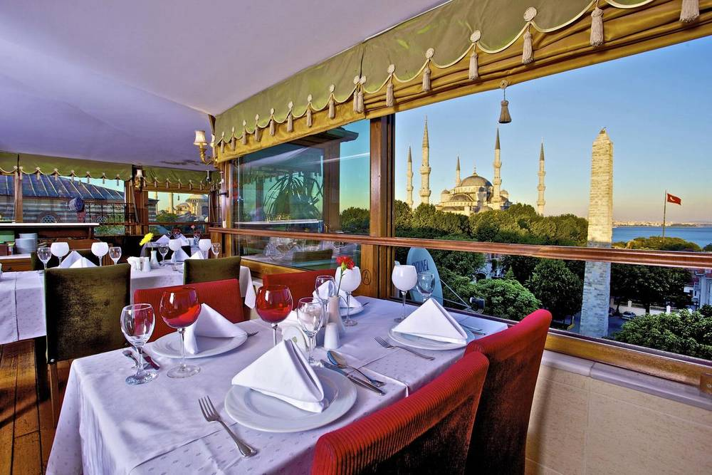 Отели Стамбула Alzer