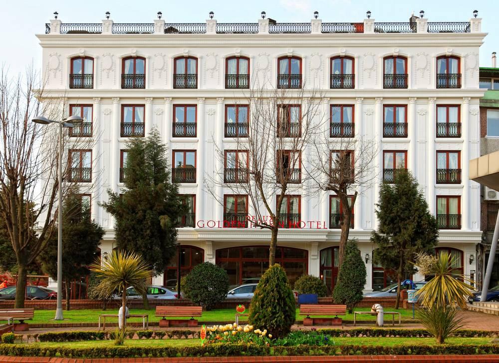 Рекомендуем отели Стамбула