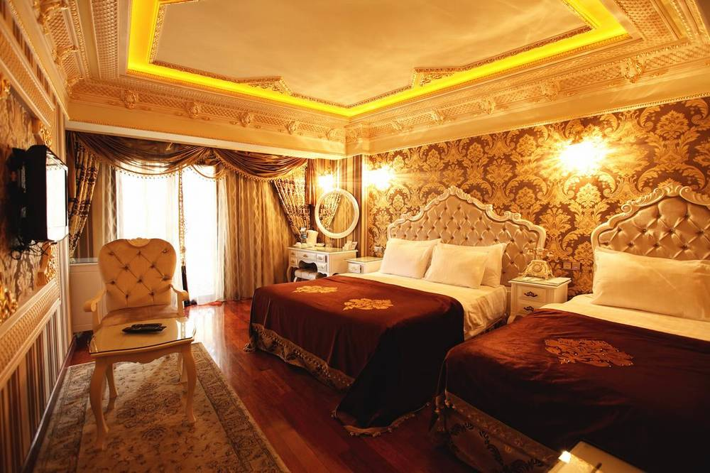 Отели Стамбула Deluxe Golden Horn 4 звезды