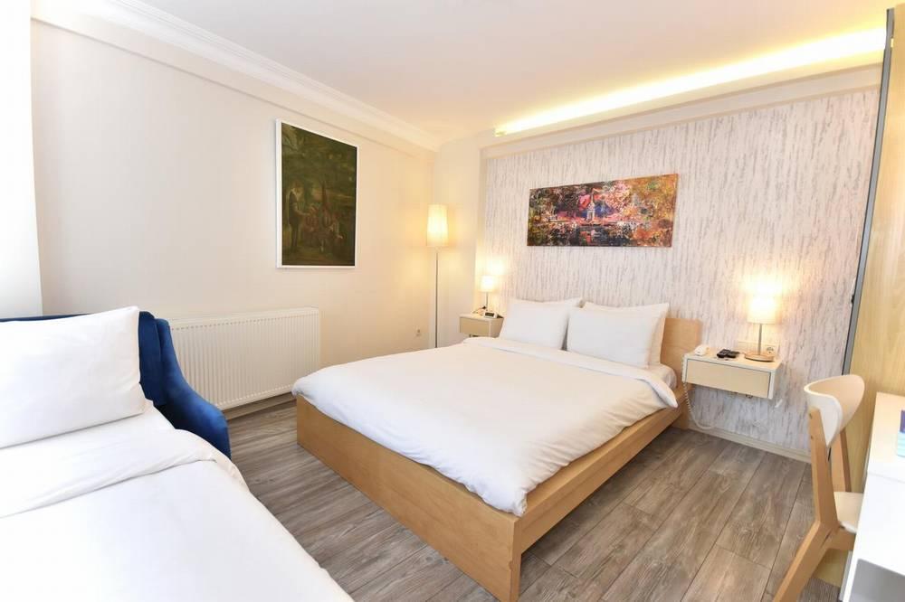 Отели Стамбула Elanaz