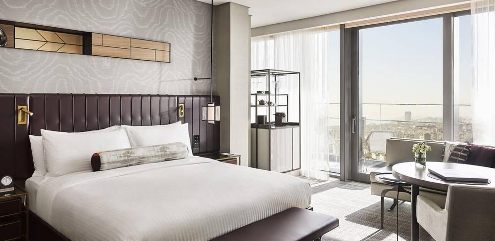Отели Стамбула Fairmont Quisar 5 звезд
