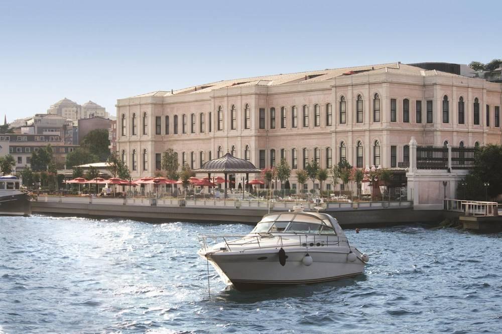 Отели Стамбула Four Seasons Bosphorus