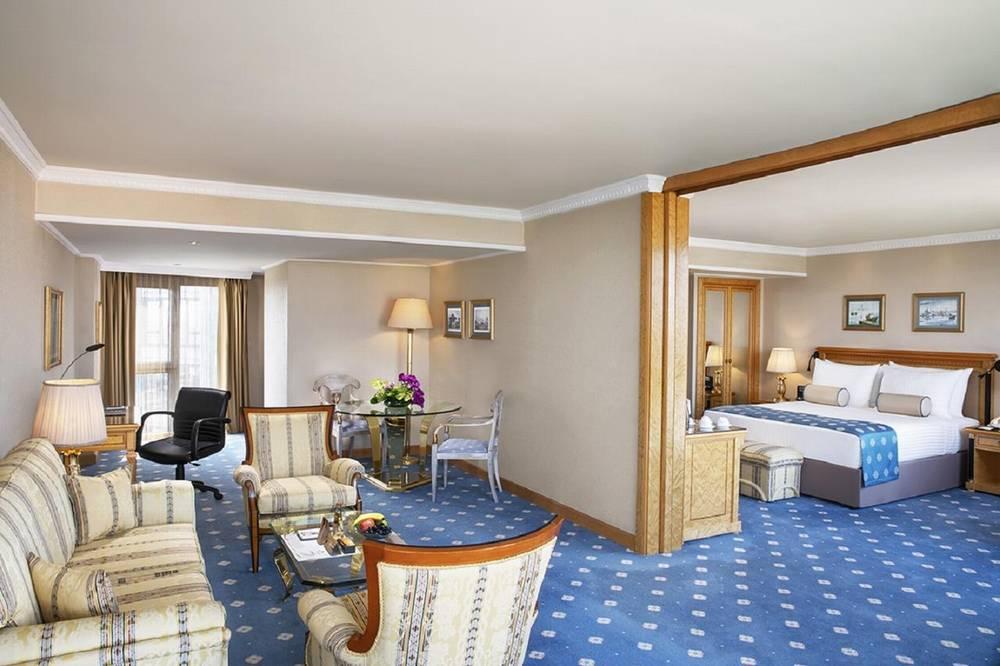 Отели Стамбула Intercontinental