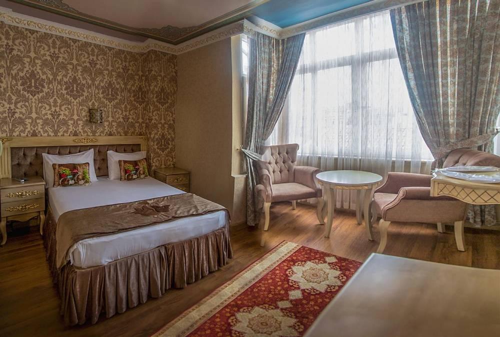 Отели Стамбула Kaftan