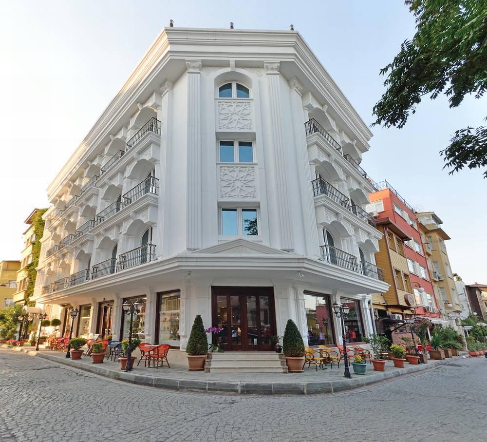Отели Стамбула Magnaura