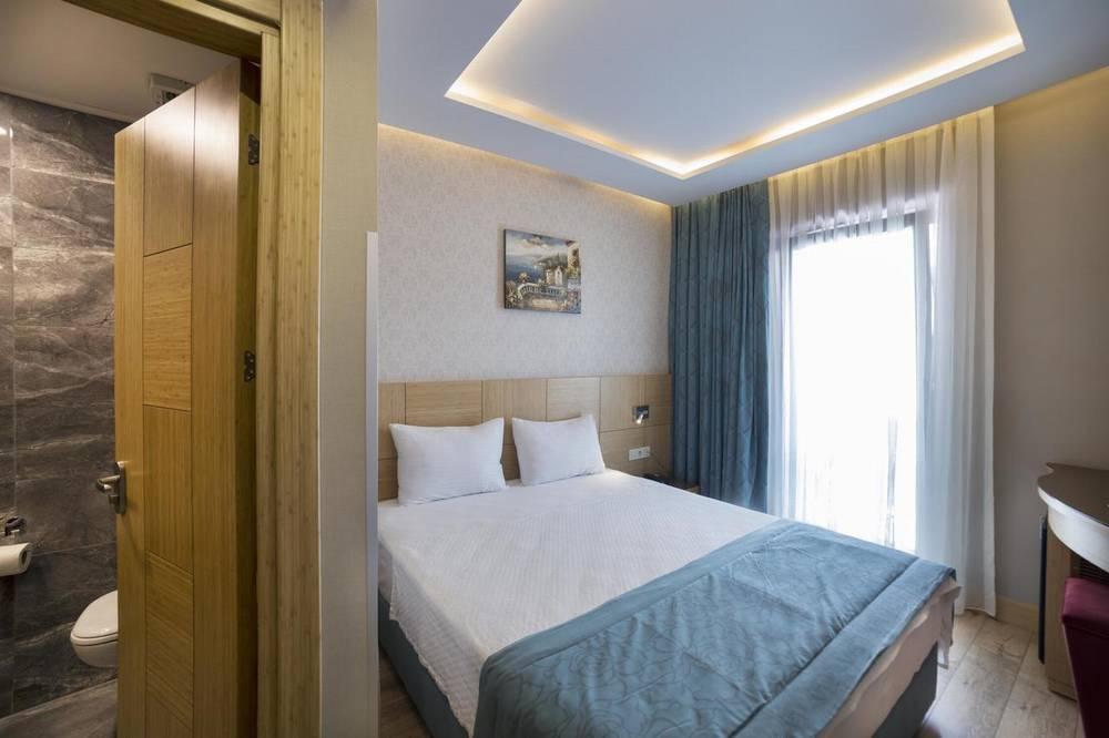 Отели Стамбула Meretto