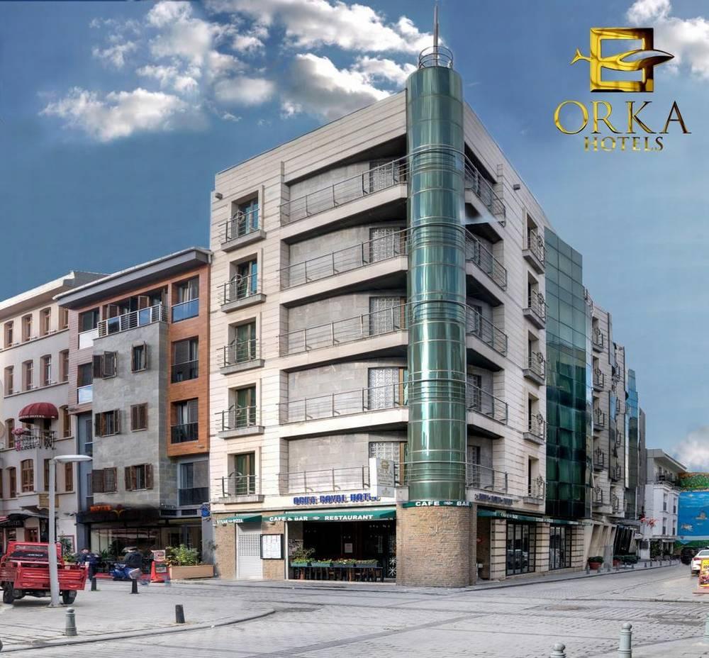 Отели Стамбула Orka Royal
