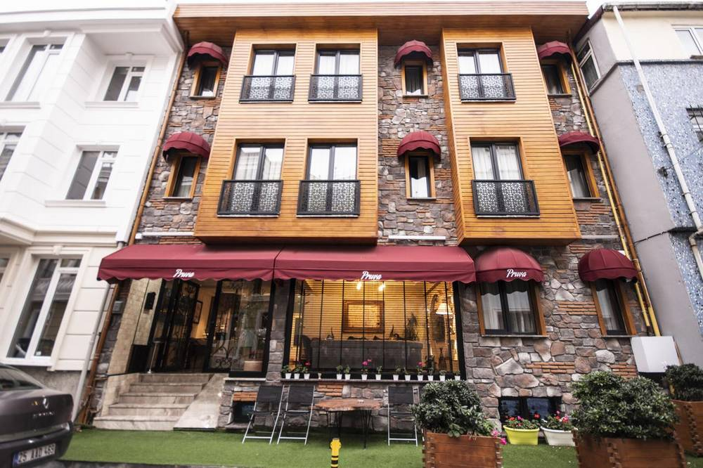 Отели Стамбула Pruva