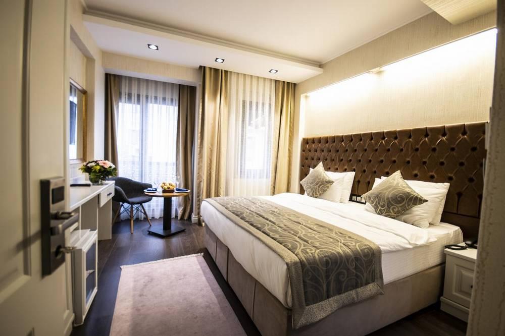 Рекомендуем хороший отель в Стамбуле